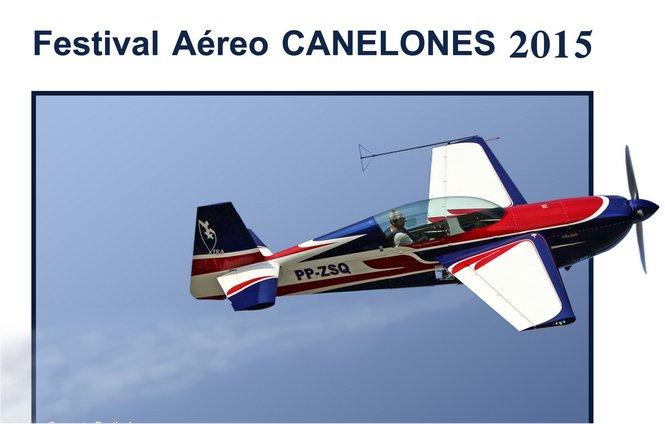 Festival aéreo Canelones 2015