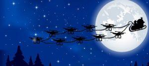 drone christmas 2