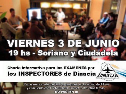 Reunión del próximo 3 de Junio